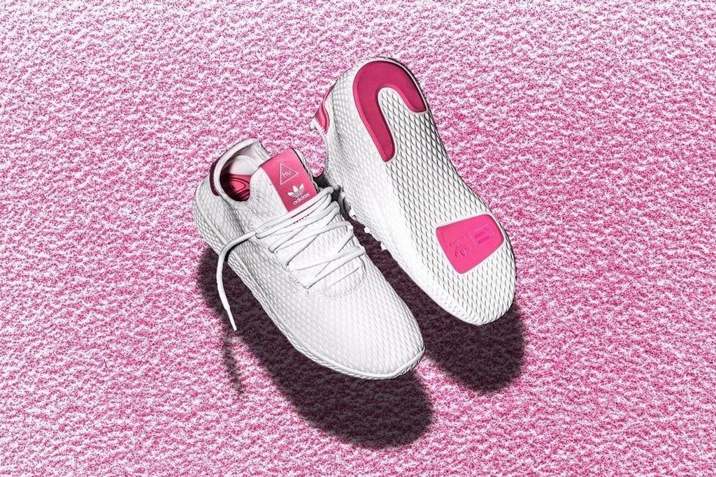 magasin d'usine ca37e 2665b La nouvelle adidas Originals Human Race de Pharrell dévoilée ...