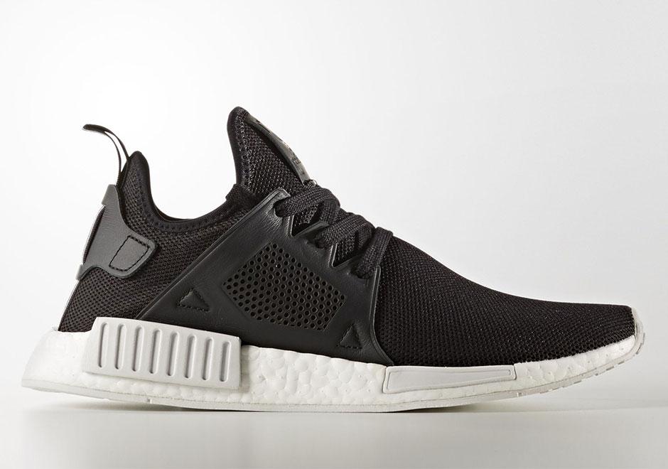 adidas NMD XR1 Black White - Le Site de la Sneaker