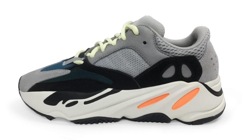adidas Yeezy Wave Runner 700 Solid Grey , Le Site de la Sneaker