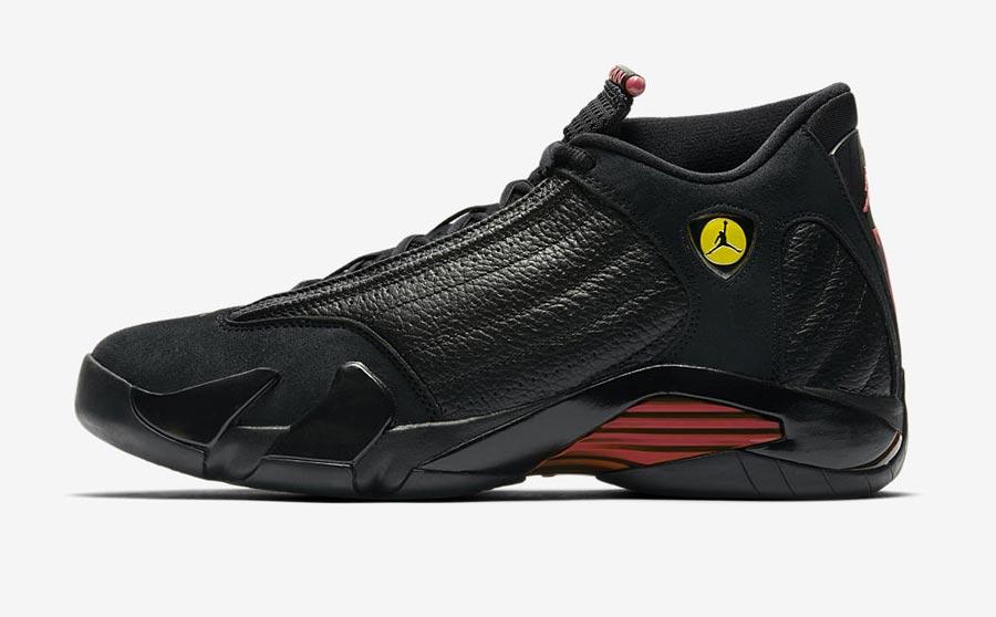 Air Jordan 14 Last Shot - Le Site de la Sneaker