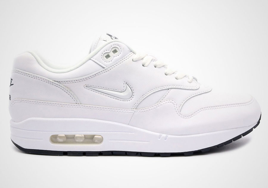 Preview: Nike Air Max 1 Premium SC Jewel White - Gov