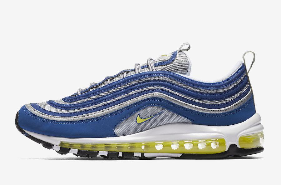 Nike Air Max 97 Atlantic Blue - Le Site de la Sneaker