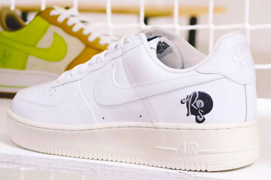 La Nike Air Force 1 Roc-A-Fella de retour - Gov