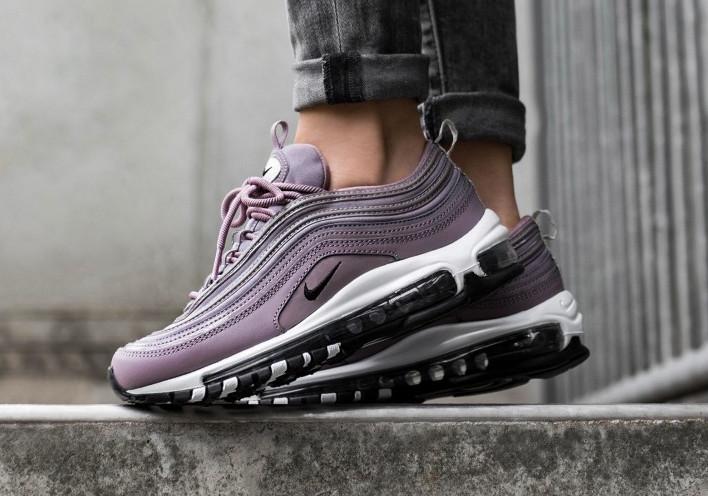Nike WMNS Air Max 97 Premium Taupe Grey - Le Site de la Sneaker