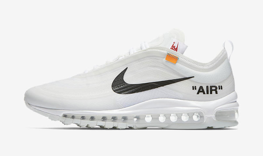 Off White x Nike Air Max 97 The Ten - Le Site de la Sneaker