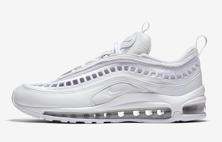 Nike WMNS Air Max 97 Ultra Premium SI White - Le Site de la Sneaker