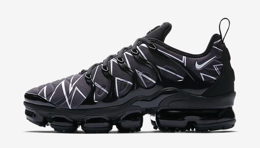 Nike Air Vapormax Plus White Black