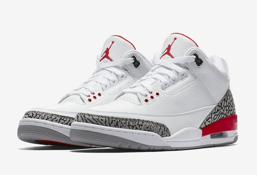 Air Jordan 3 Katrina - Le Site de la Sneaker