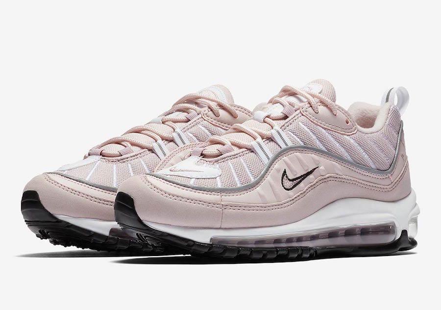 Nike WMNS Air Max 98 Barely Rose - Le Site de la Sneaker