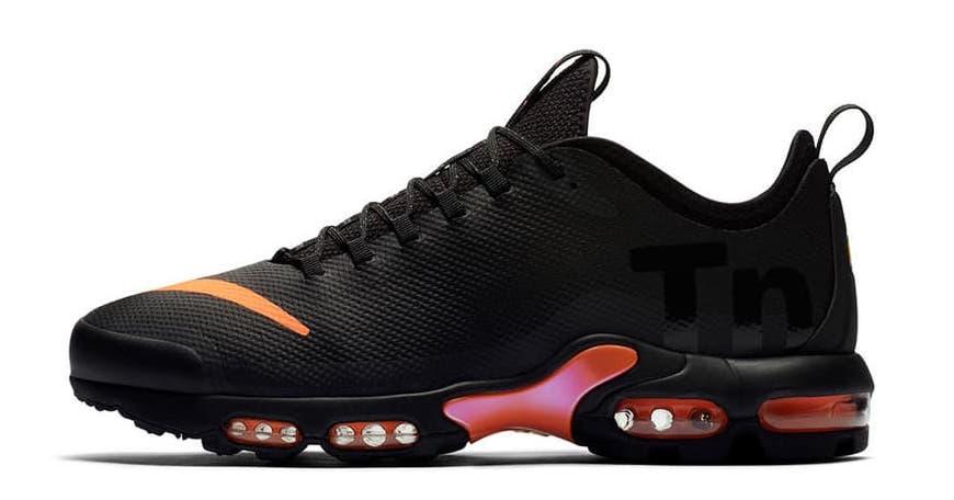 Nike Mercurial TN Black - Le Site de la Sneaker