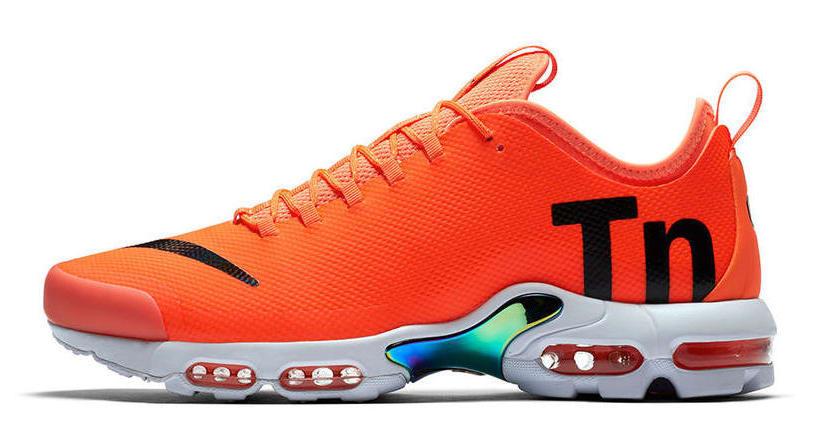 Nike Mercurial TN Orange - Le Site de la Sneaker