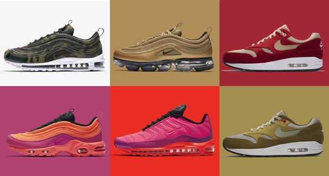Les 10 meilleures Nike Air Max en soldes - Le Site de la Sneaker