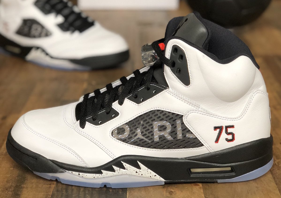 Air Jordan 5 PSG Friends & Family - Gov