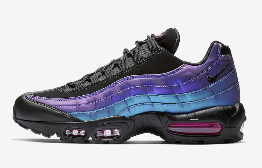air max 95 femmes violet