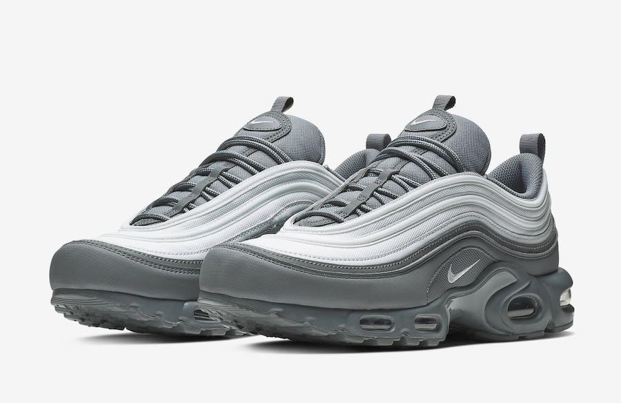 Preview: Nike Air Max Plus 97 Cool Grey - Le Site de la Sneaker