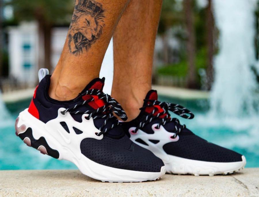 Preview: Nike Presto React Black - Le Site de la Sneaker