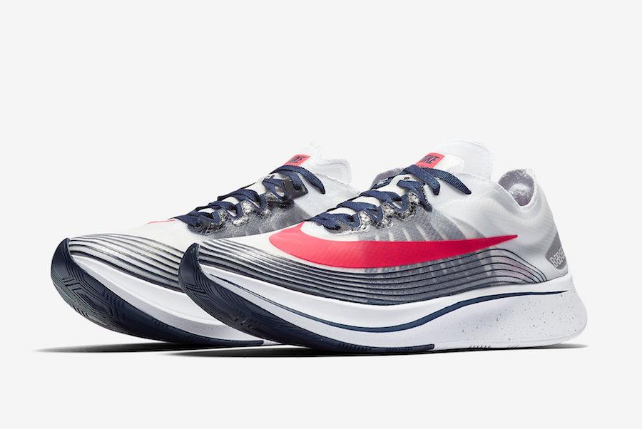 Une Nike Zoom Fly aux couleurs des USA - Gov