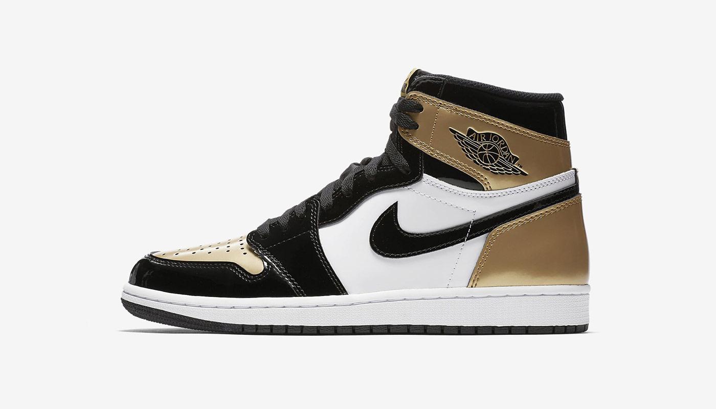 Une Air Jordan 1 Gold Toe pour femmes à venir - Zemeds