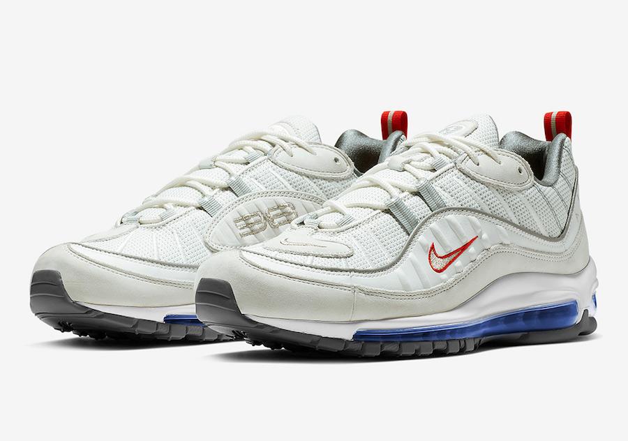 Preview: Nike Air Max 98 Summit White - Le Site de la Sneaker