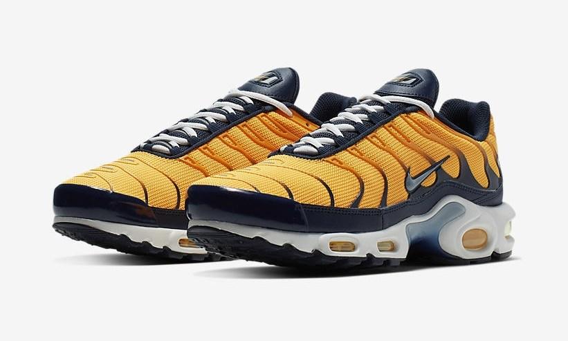 Preview: Nike Air Max Plus Yellow Black - Le Site de la Sneaker