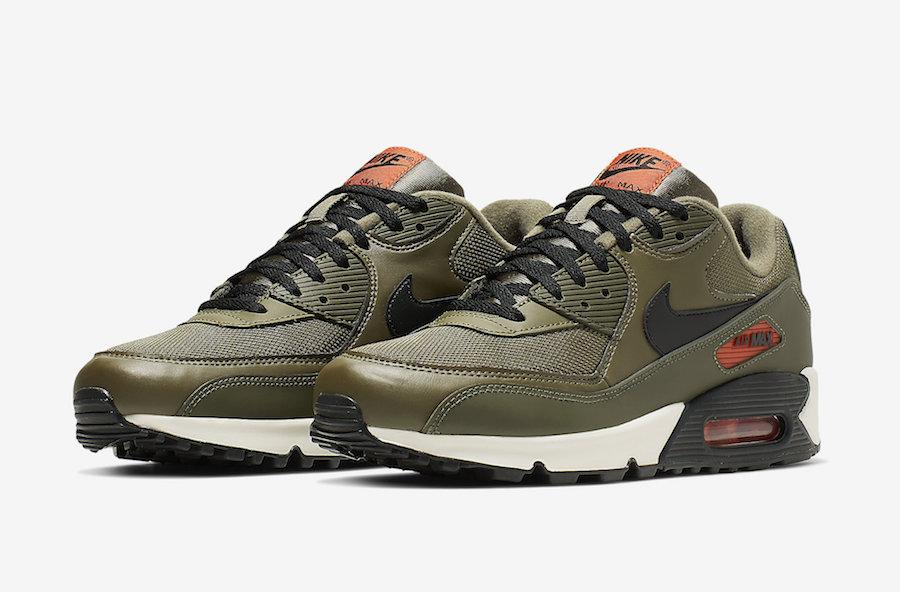 Une Nike Air Max 90 façon Undefeated à l'horizon - Le Site de la ...