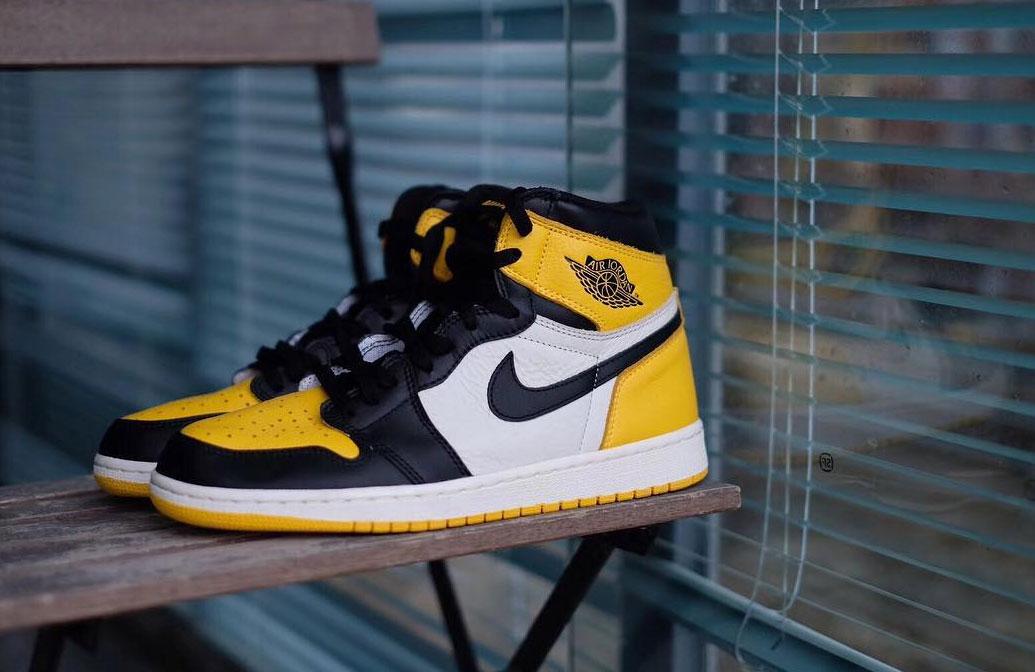 Une Air Jordan 1 High