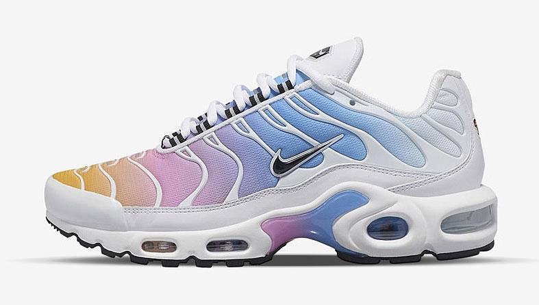 Preview: Nike Air Max Plus White Multicolor - Le Site de la Sneaker