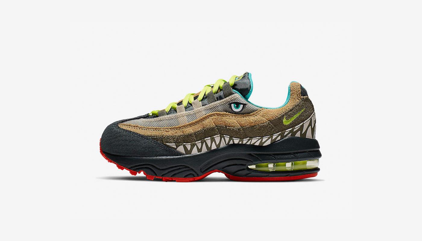 Une Nike Air Max 95