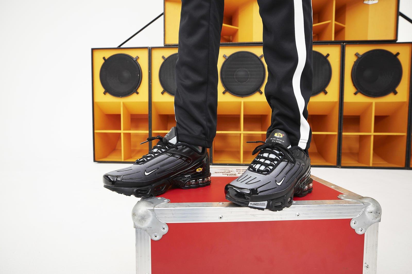 Preview: Nike Air Max Plus 3 TN3 Black Grey - Le Site de la Sneaker