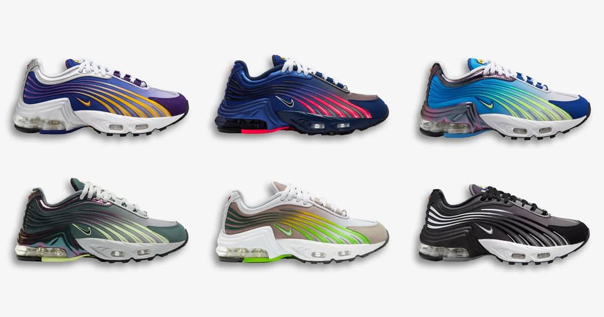 Nike va ressortir la Air Max Plus 2 - Le Site de la Sneaker