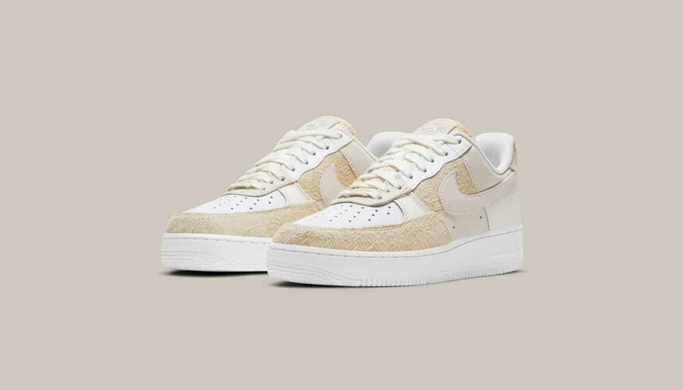 Preview: Nike Air Force 1 Low WMNS