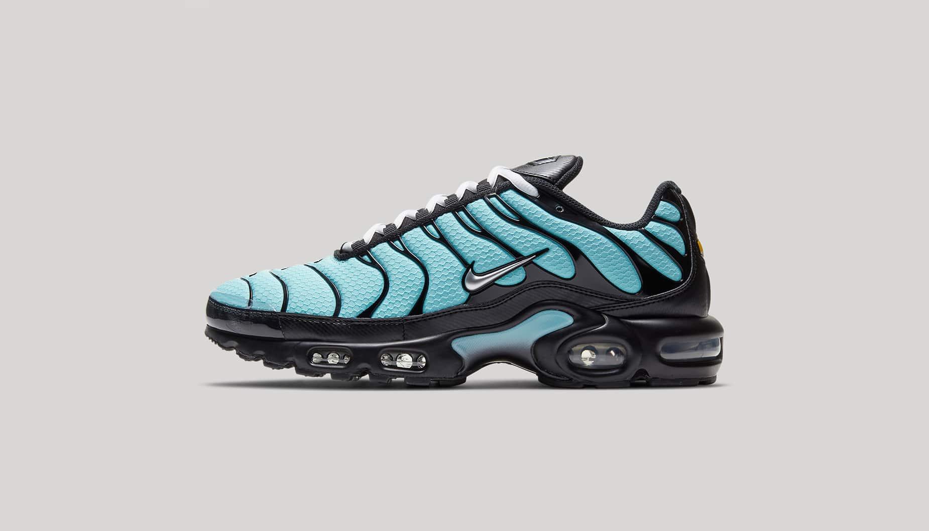 Nike pare sa Air Max Plus d'un colorway