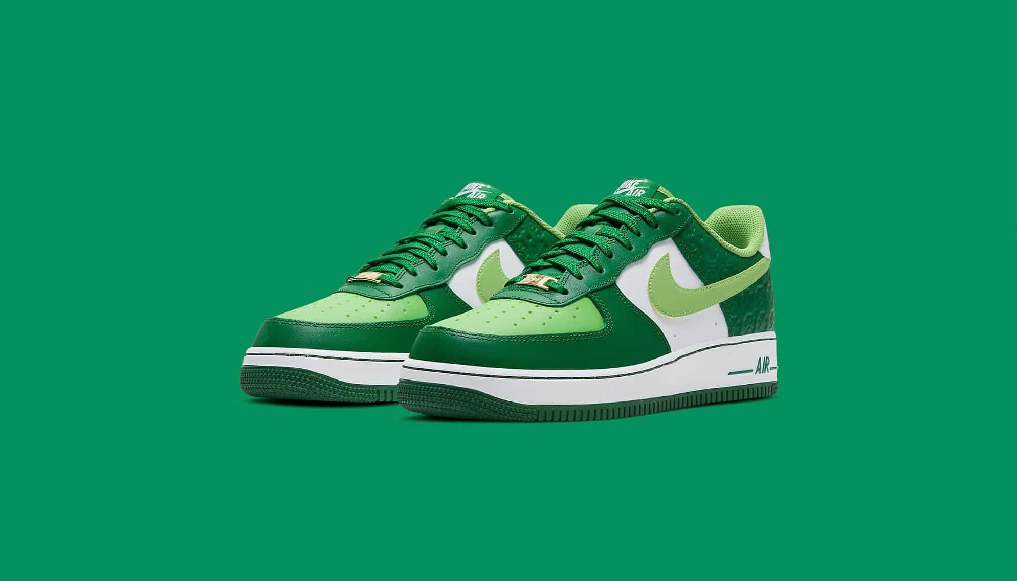 air max lime mens | Preview: Nike Air Force 1 Low