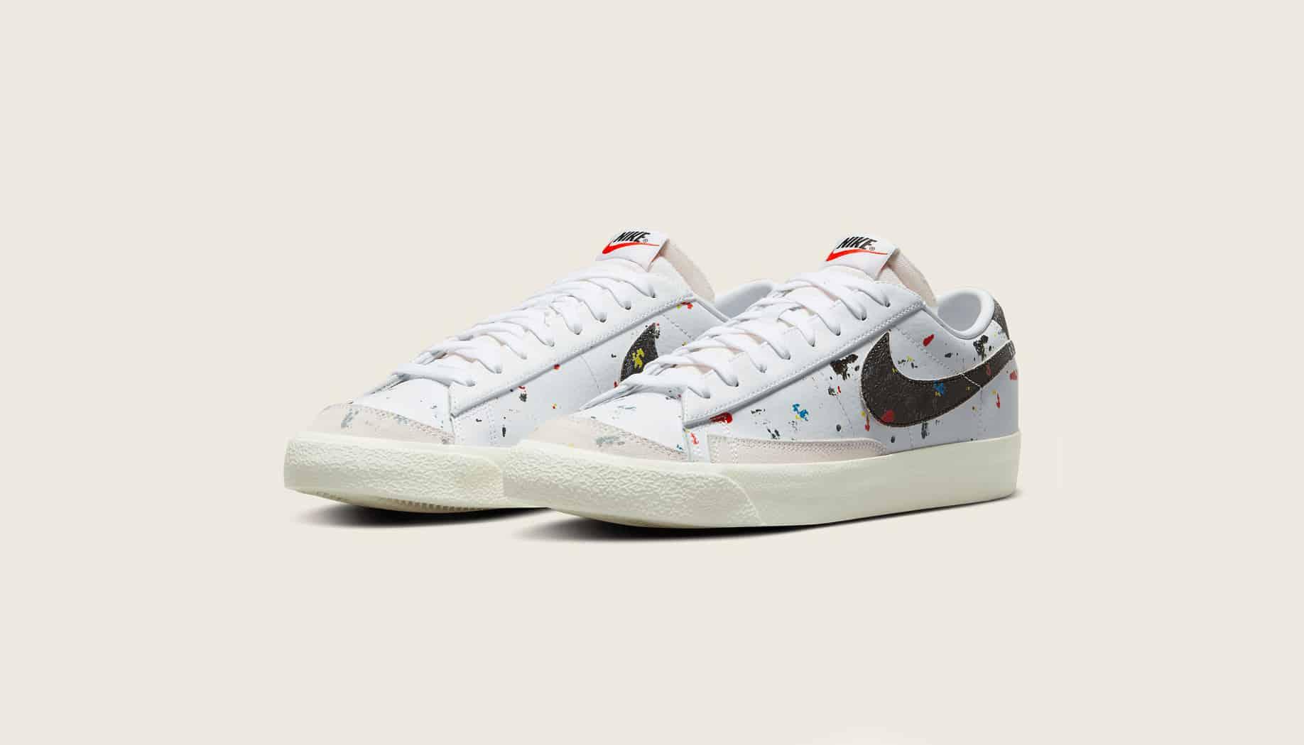 La Nike Blazer Low '77 adopte le thème