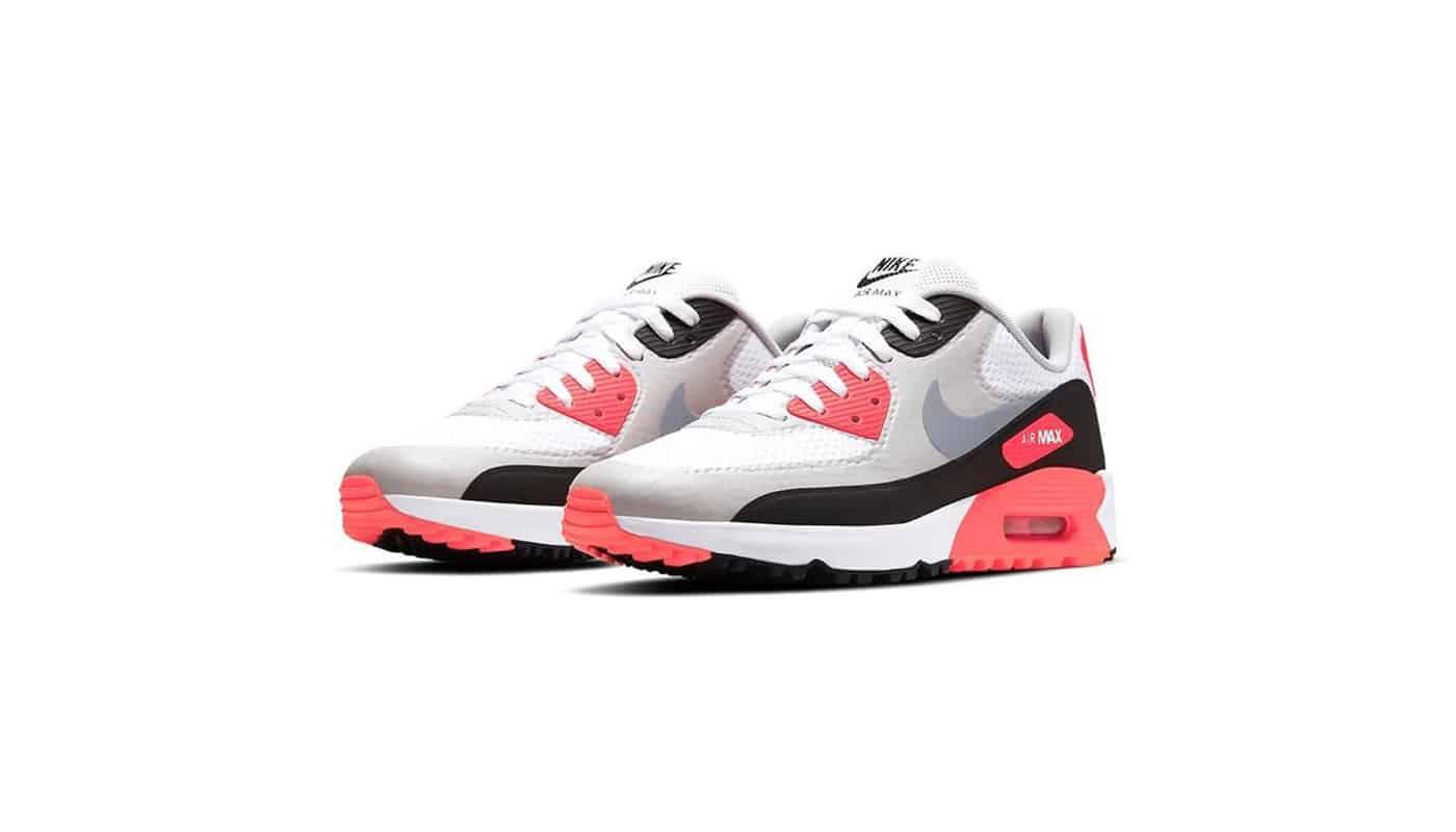 """Preview: Nike Air Max 90 Golf """"Infrared"""" - Le Site de la Sneaker"""