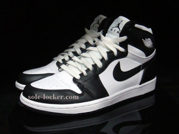 2fb3ef4e6154d8 Preview Air Jordan 1 High black white Countdown pack - Le Site de la ...