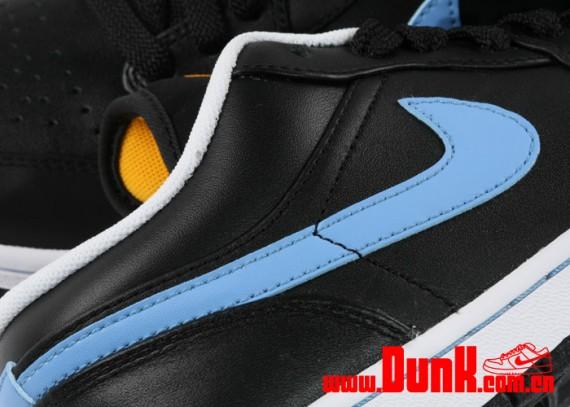 ecd40520e9c1db Air Jordan 1 Phat Low – Black – University Blue – Taxi – White - Le Site de  la Sneaker
