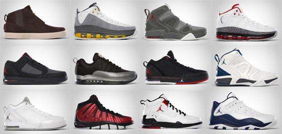Jordan Brand Releases Holiday 2010 - Le Site de la Sneaker 779a6a98d0