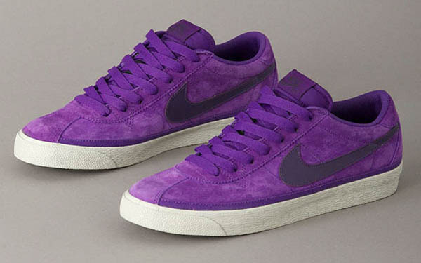 brand new db172 08ba5 Nike SB Bruin Club Purple Abyss Nouvelles Images