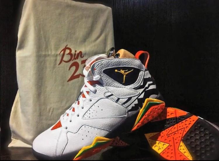 "Air Jordan VII ""Premio"" Bin 23 Collection Le Site de la"