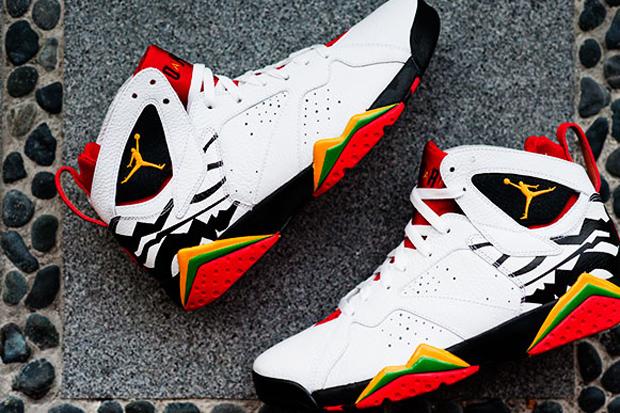 "Air Jordan VII ""Premio"" Bin 23 Collection - Le Site de la Sneaker ec91b5a00"