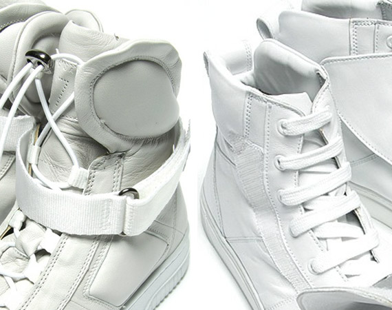 Marc Jacobs Sneakers High Top Le Site de la Sneaker