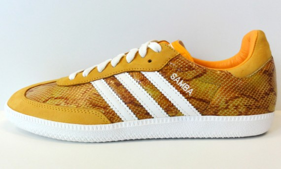adidas original adidas samba jaune