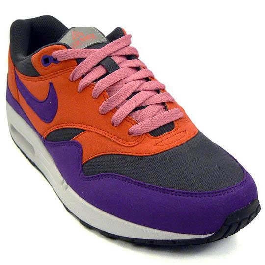 Nike Air Max 1 Acg Sombra Oscura / Varsity Rosas Púrpuras WCJdErYwM