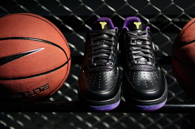low priced bae81 58f5a Nike Air Force 1 Low x Kobe Bryant