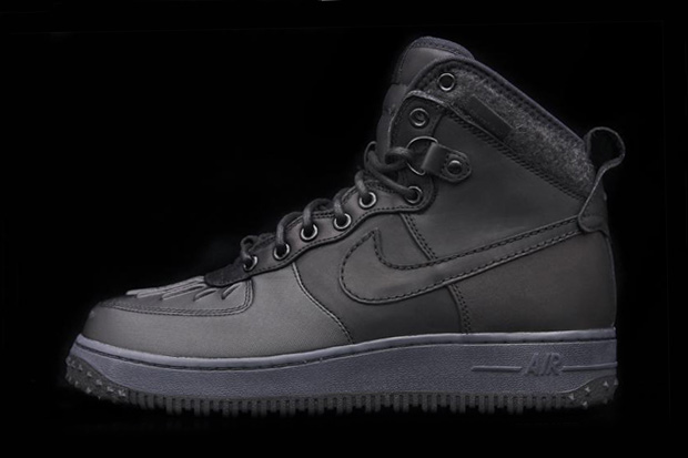 Sneaker Nike Le La De Black Boot Duck Air Force 1 Site wUBqwvRO