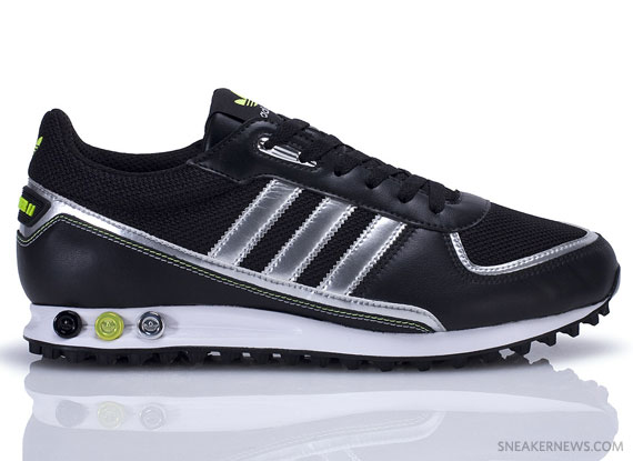 adidas trainer cuir,adidas Originals la trainer kaki r tro
