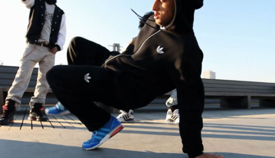 c9e563bdc2f adidas Originals - MEGALIZER featuring les Twins from SID LEE on Vimeo.