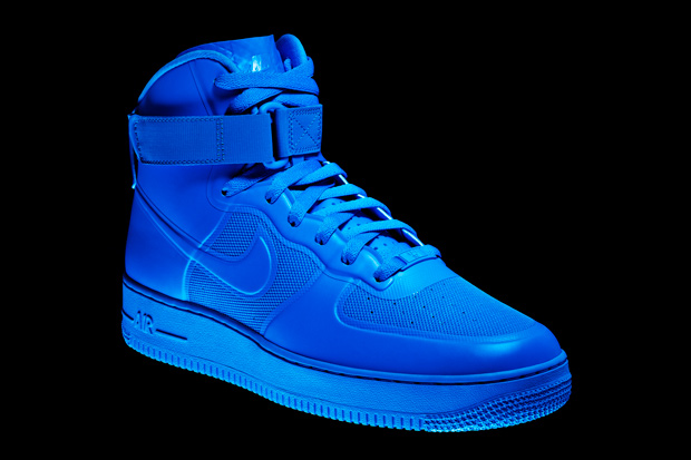 design de qualité 1d917 3b96b Nike Air Force 1 Hyperfuse - Le Site de la Sneaker
