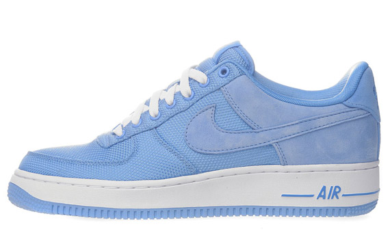 air force 1 bleu ciel daim